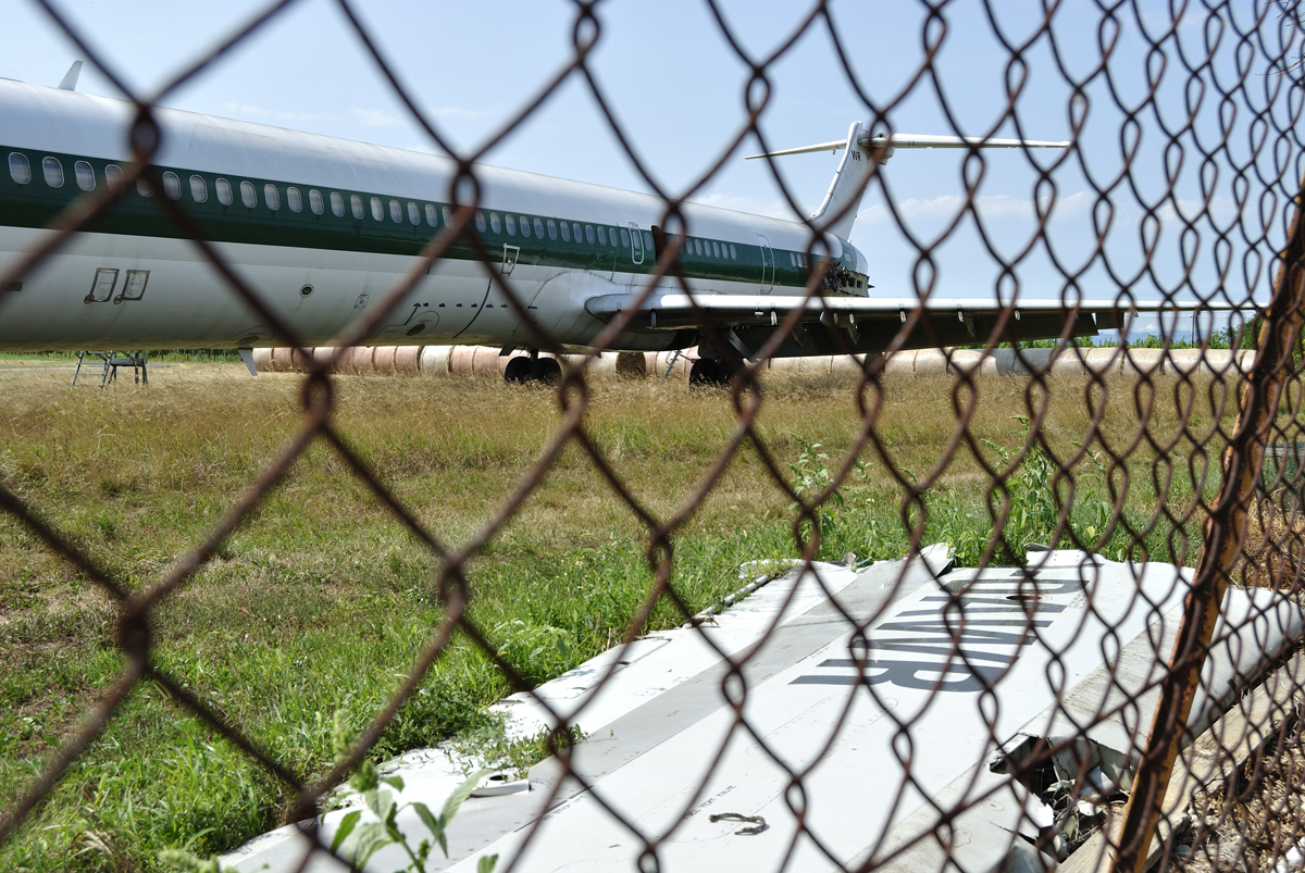 Specials - MD82 Alitalia accident