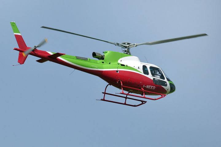 Eurocopter AS-350 Ecureuil